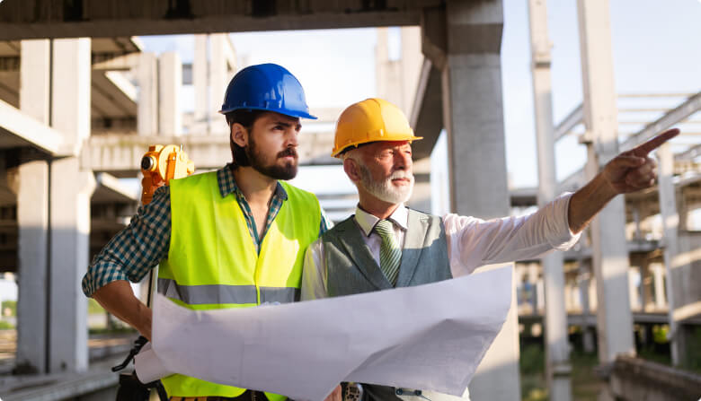 Want to Construction Service?